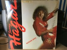 Sammy Hagar-Dangerous zone. Original Capitol EMI label 1A 062-86135. 1980 collec