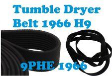 BEKO ADSV6 D60KB DC1160 DC1160BEU DC1169 Tumble Dryer Drum Drive Belt 9PHE 1966