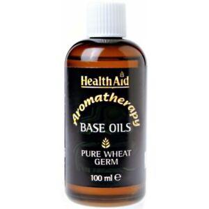 Healthaid Pure Wheat Germ Oil 100ml - Base Oils