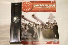 OROLOGIO QUARZO MILITARE DA COLLEZIONE MARINAIO FRANCESE FRANCIA ANNI '60 n. 10