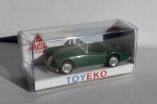 MG 1600 SPORT VERDE GREEN 1/87 TOYEKO TOY EKO