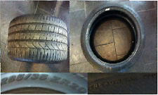 USED TYRE 285 35 20 PIRELLI P-ZERO 100Y 285/35/20 4-5MM THREAD