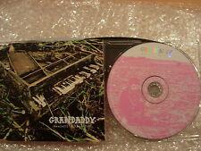 GRANDADDY - HEWLETT'S DAUGHTER / XD-DATA-II / STREET BUNNY - CD SINGLE U.S INDIE