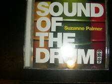 House CD Suzanne Palmer : Sound of the Drum (4 Versions)  * 69 Records