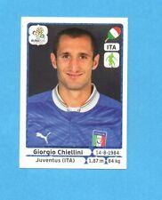 PANINI-EURO 2012-Figurina n.318- CHIELLINI - ITALIA -NEW