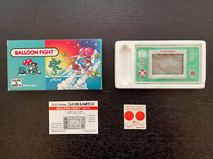 Nintendo Game and Watch: Balloon Fight  New Wide Screen Series BF-107