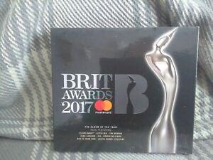 Brit Awards 2017 - 3 X CDs - various artists - UK seller - Free UK postage
