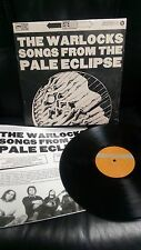 THE WARLOCKS Songs From the Pale Eclipse Vinyl Psych Rock Lonesome Bulldog