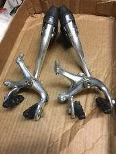 Good Used Vintage Shimano EXAGE Motion Brake Calipers + Levers Brakes