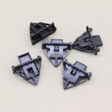 5 Pcs Black Nylon Front Fender Moulding Clips 6199235010 For Toyota FJ Cruiser
