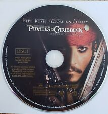Pirates of the Caribbean The Curse of the Black Pearl Disc Only DVD