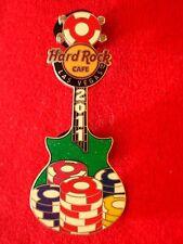 HRC hard rock cafe las vegas poker guitar series 2011 no3 le300