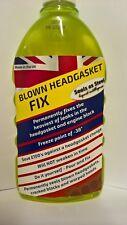 HEAD GASKET SEALER SEALS AS STEEL  REPAIR LEAK STOP OF STEEL HEAD GASKET
