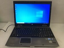 HP EliteBook 8540w Laptop Core i7 Q820 1.73 GHz 8GB 500 GB  Webcam Quadro FX
