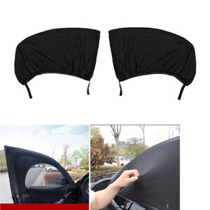 2x Sun Shade Car Front Window Curtain Auto Accessories Foldable UV Protection