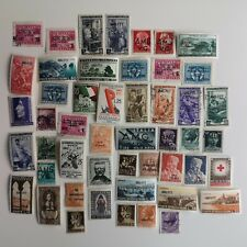 More details for 50 different trieste stamp collection