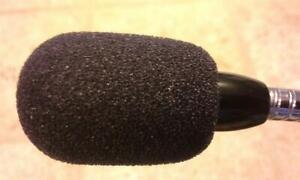 Windscreen Windsock for Ten Tec 705 Microphone  New in Package