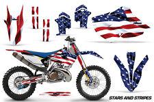AMR Racing MX Husqvarna TC 125/250 FC 250-450 Graphic Kit Bike Decal 14-15 USA