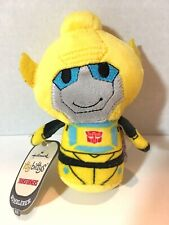Hallmark itty bittys Transformers Bumblebee Plush Toy New with Tags