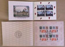 ITALIA 2004/2006 / 2 libretti con annullo primo giorno / P26018