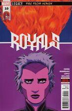 Royals #10 Comic Book 2017 Legacy - Marvel