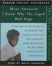 I KNOW WHY THE CAGED BIRD SINGS by Maya Angelou ~ Two-Cassette Audiobook