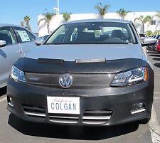 Colgan Front End Mask Bra 2pc. Fits VW Jetta Hybrid SEL PREM 4DR.15-16 W/OTAG