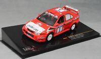 IXO Mitsubishi Lancer Evo VI Evo 6 Rally Australia 1999 Makinen KB1037 1/43 NEW