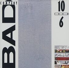 *11 SOLD* Bad Company - 10 From 6 - Greatest Hits CD - New! FREE SHIPPING!