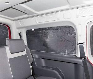 ISOLITE Inside für Seitenfenster C-D-Säule links, LR, VW Caddy 4