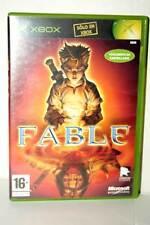 FABLE GIOCO USATO BUONO STATO XBOX EDIZIONE SPAGNOLA PAL GD1 38550