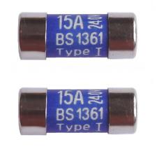 Consumer Fuse 15Amp T0 BS1361 Quantity 2 Fairway