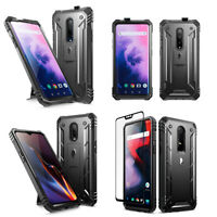 Rugged Case with Kickstand For OnePlus 7 Pro 2019 / OnePlus 6T / OnePlus 6