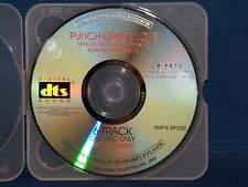 6-track DTS CD-ROM DiscTheatrical Release of Punch-Drunk Love