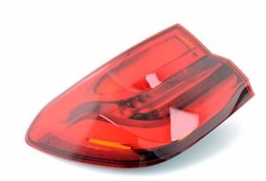 BMW G11 G12 7-Series Genuine Left Outer Taillight, Rear Lamp 740i 750i 2016-up