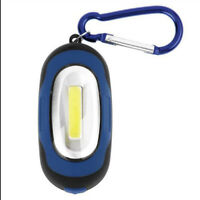 Outdoor Camping Mini LED Super Bright Flashlight Small Torch Lamp Keychain