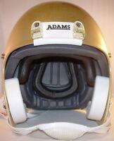 Footballhelm Adams Y4 YOUTH-ELITE II, Vegas Gold, Gr. L, Neu,