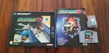Lylat Wars - Nintendo 64 - Big Box w/ manual and rumble