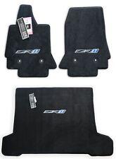 NEW 2019 Chevrolet Corvette ZR1 Floor Mats Set Jet ZR1 Logos Ultimat 32oz 2PLY