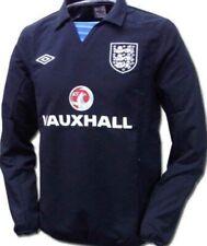 England Football L/s Football Top Drill Training M Medium
