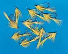 Yellow Nymph, 6 pcs. size 8