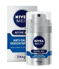 NIVEA FOR MEN ANTIRUGHE CREMA IDRATANTE DNA 50 ML
