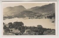 Cumbria postcard - Head of Ullswater and St Sundays Crag