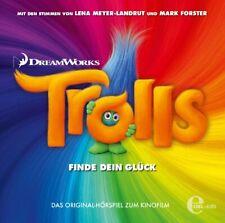 Trolls Das Original-Hörspiel zum Kinofilm  Neu und verschweißt