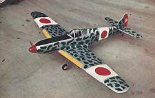 1/8 Scale Kawasaki Hien/Messerschmit ME109 Plans, Templates, Instructions 61ws