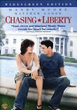 Chasing Liberty [New DVD] Amaray Case, Repackaged, Widescreen