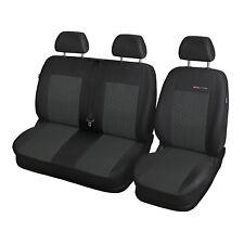 Hyundai H1 Cargo BUS Front Universal Sitzbezüge Sitzbezug Schonbezüge Autositz