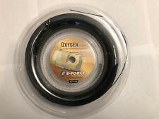 E-Force Oxygen 17g String Reel - Black color