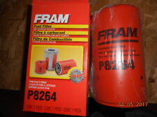 Fuel Filter Fram P8264. Listing is for 6 filters.