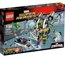 Lego 76059 Super Heroes Spider-Man: Doc Ocks Tentacle Trap - BRAND NEW